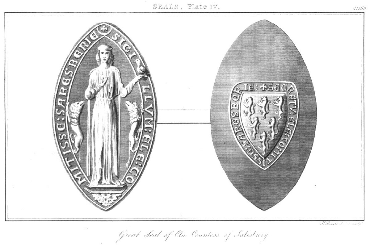 Seal of Ela